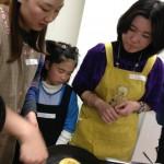 4韓国デザートのホトク作り!